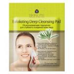 Отшелушивающая подушечка для глубокого очищения кожи лица